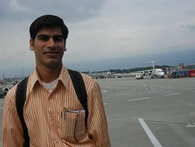 Mr. Naresh Kumar